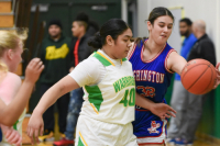 Gallery: Girls Basketball Washington @ Clover Park